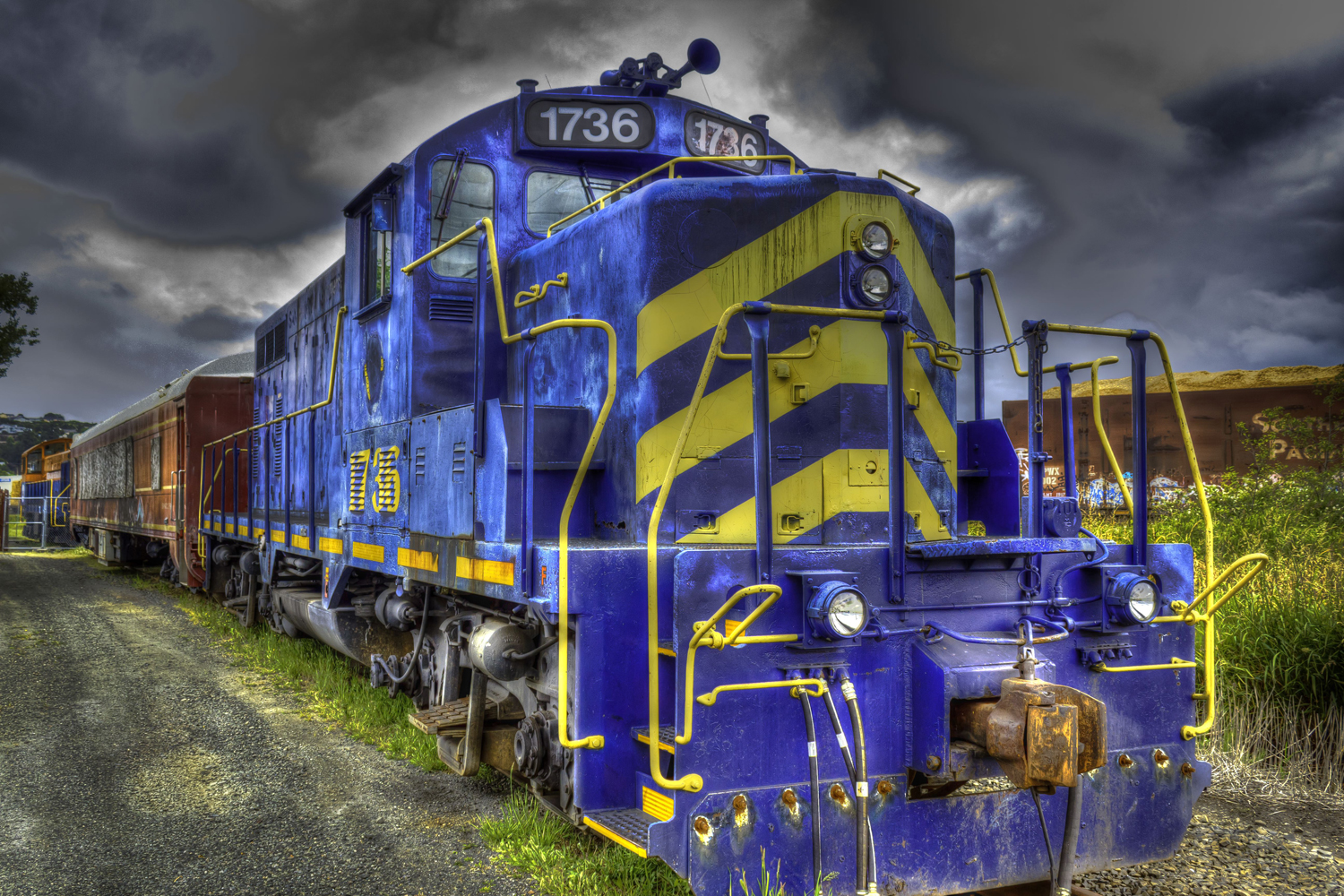 Photo of Train, Oregon