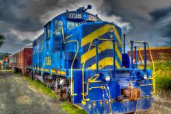 Photo of Train, Oregon