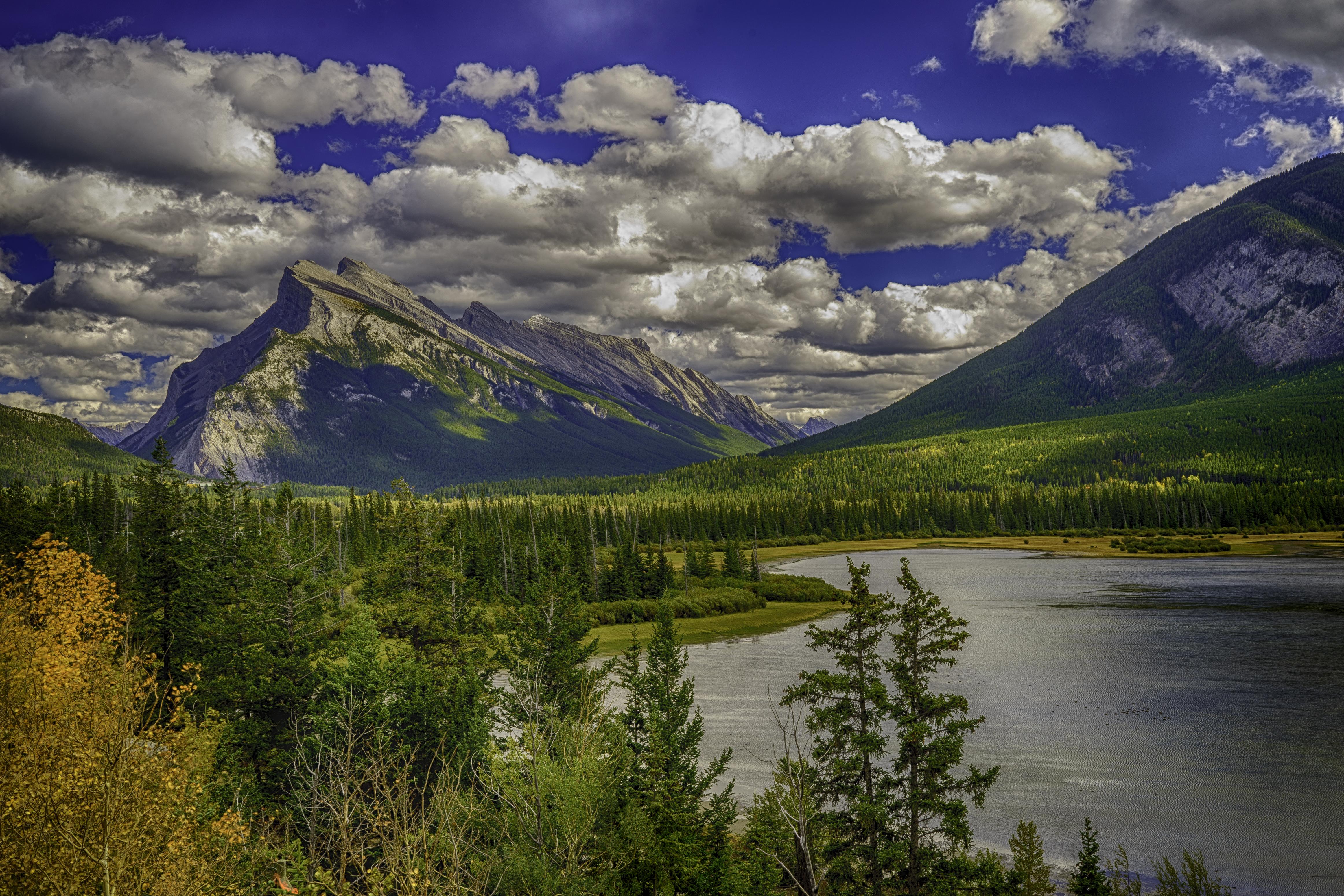 Mt. Rundle, Banff, Canada