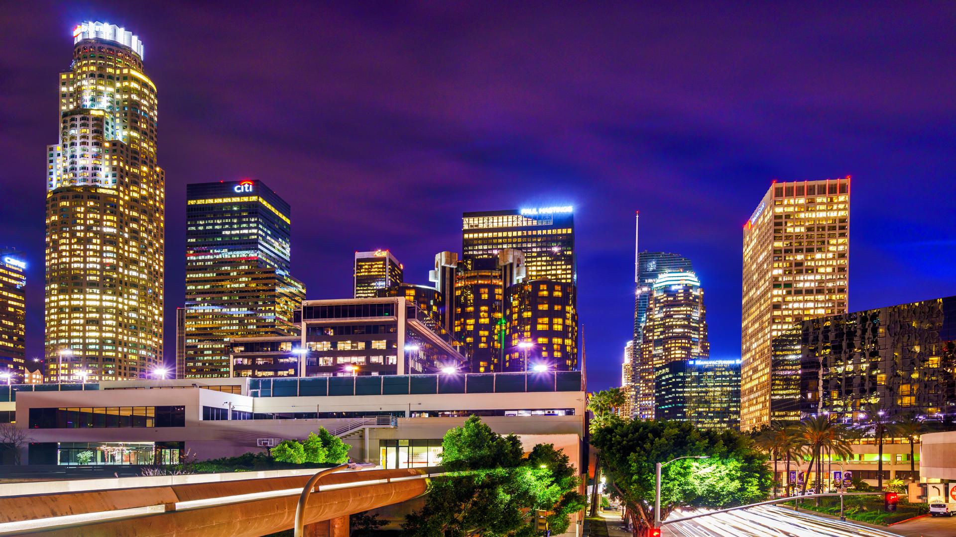 LA NightCityscape4