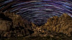 Star Trails Joshua Tree5