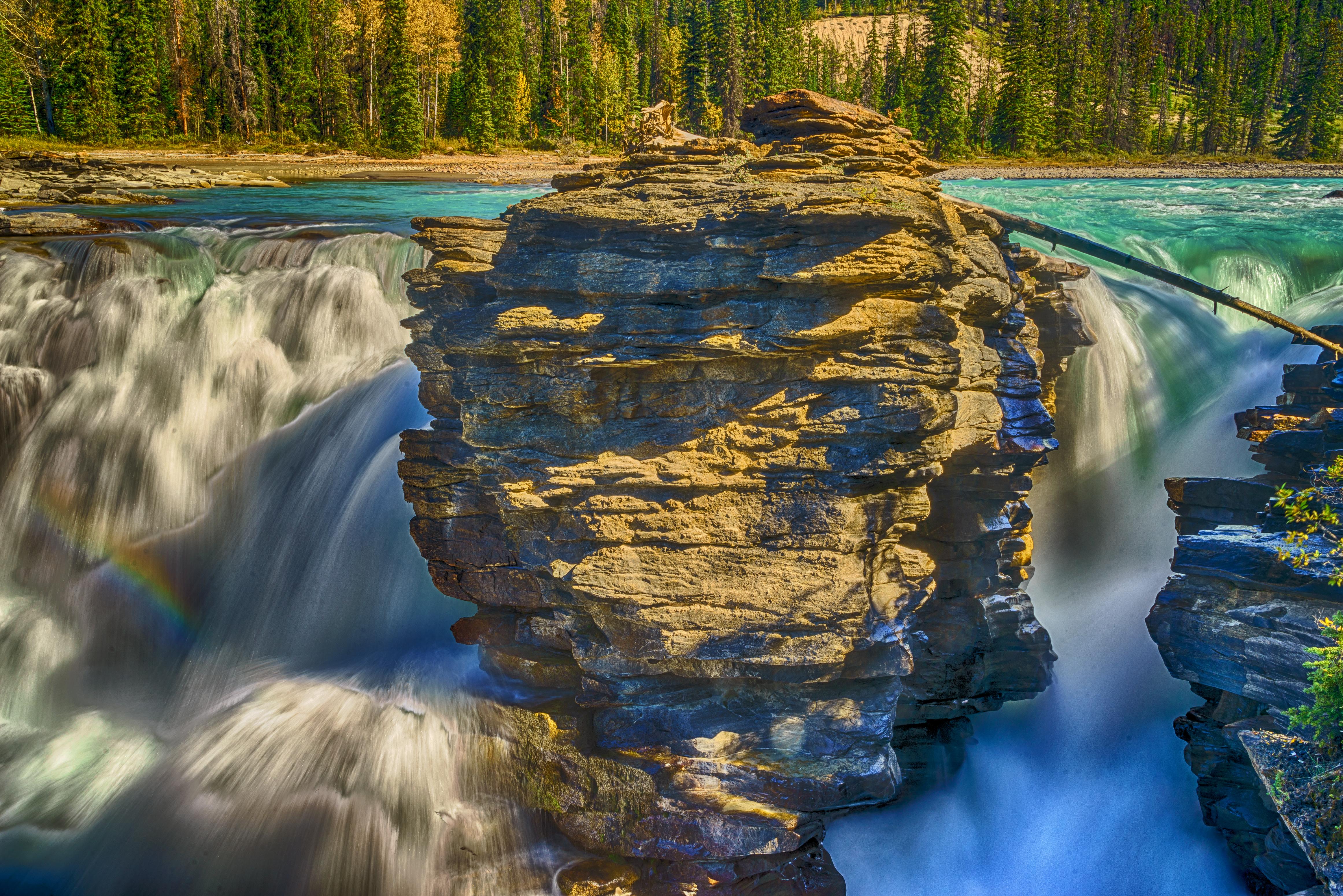 Sunwampta Falls3