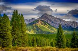 Cascade Mountain, Canadian Rockies