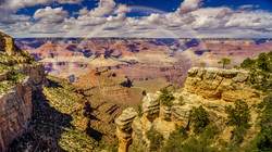 Grand Cayon Rainbow1