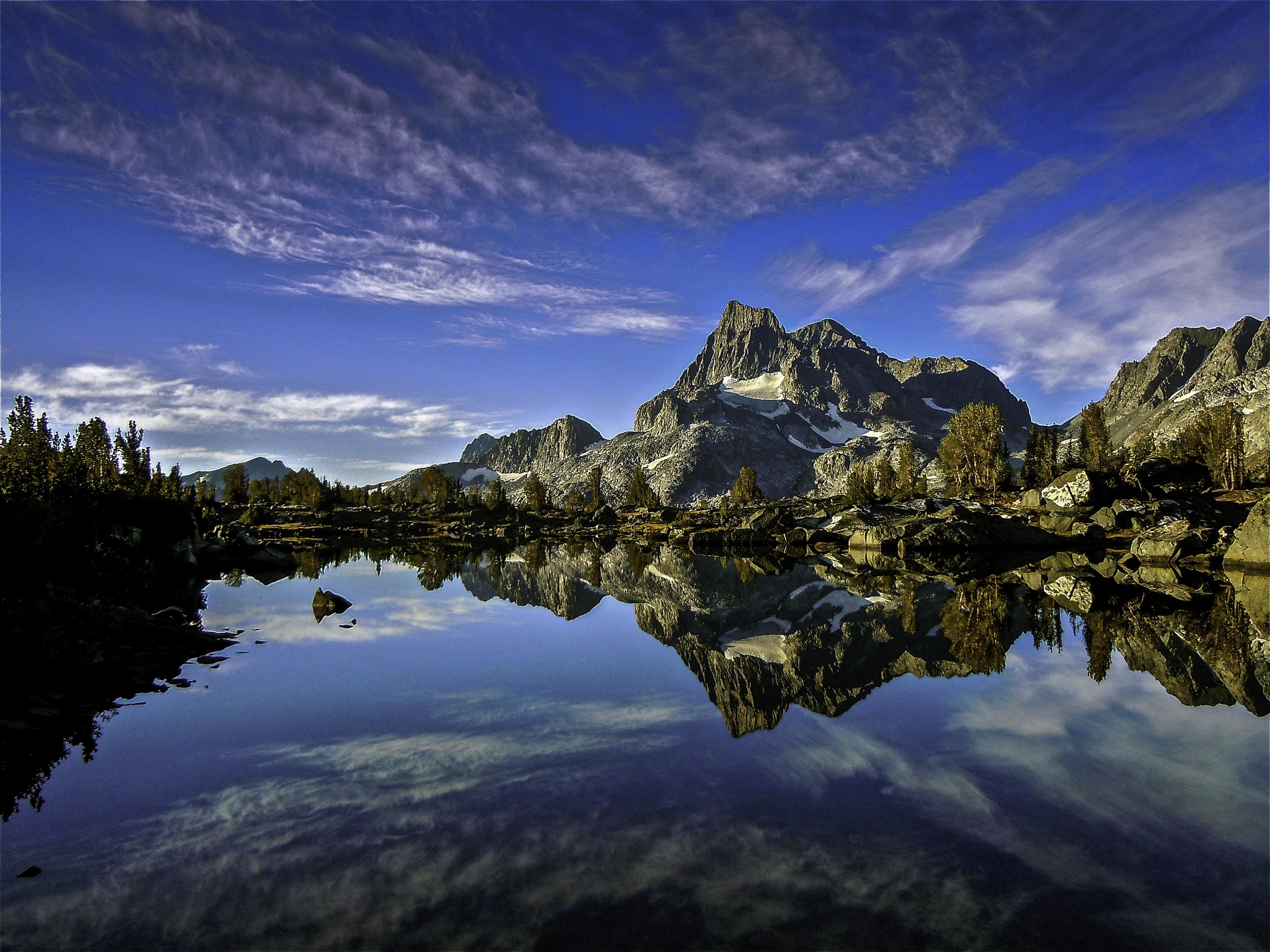 Banner Peak, Dan Grider Photo