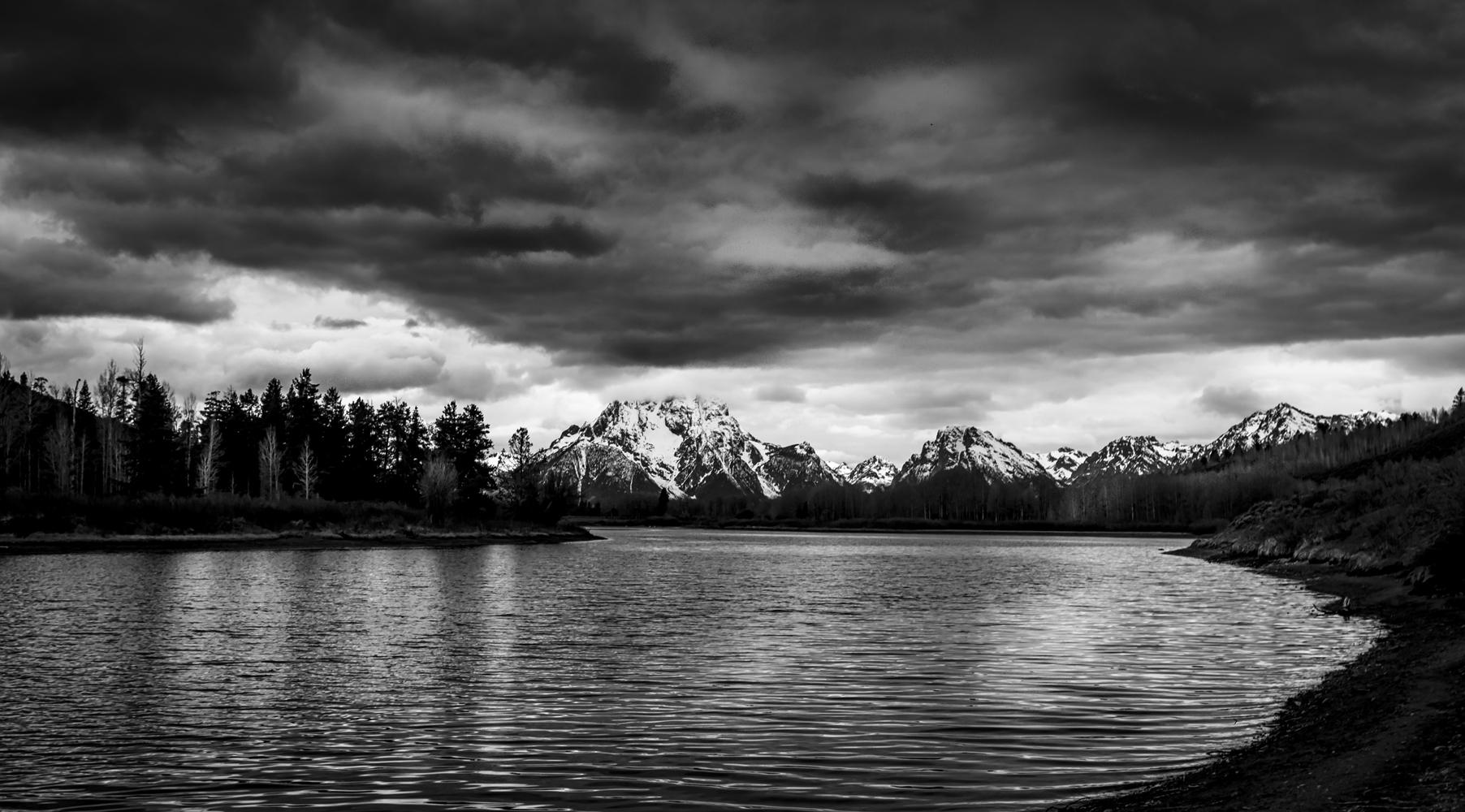 Photo of Grand Tetons, Wyoming