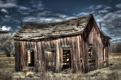 House photo, Bishop, California