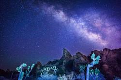 Milky Way Pano at Hemingway1small