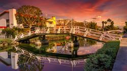 Venice Beach CanalsSunset3 2-14-18