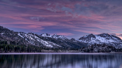 Sunset June Lake1