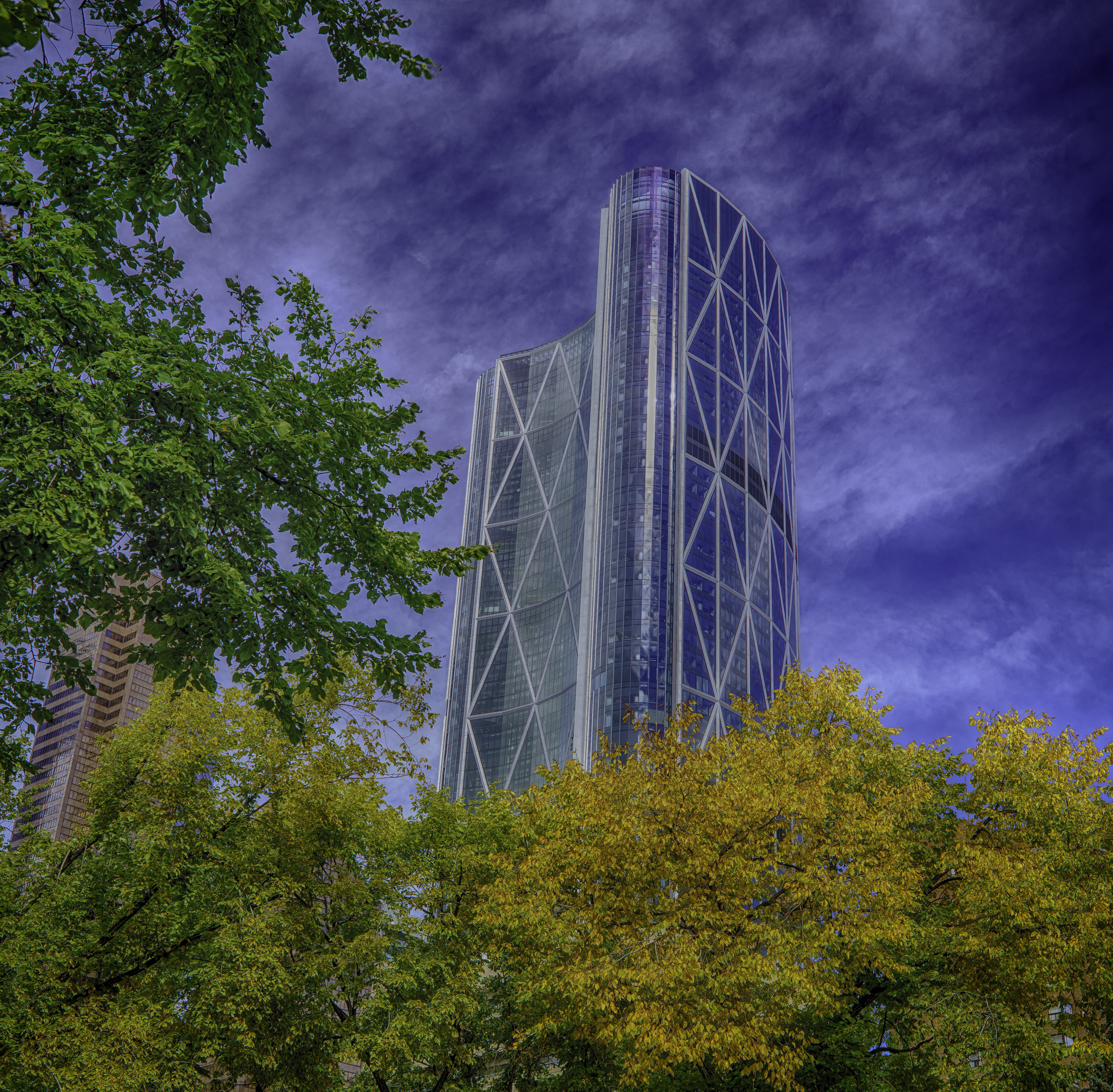 Bow Tower, Calgary, Alberta, Canada