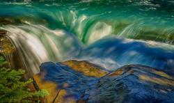 Athabasca Falls5_HDR