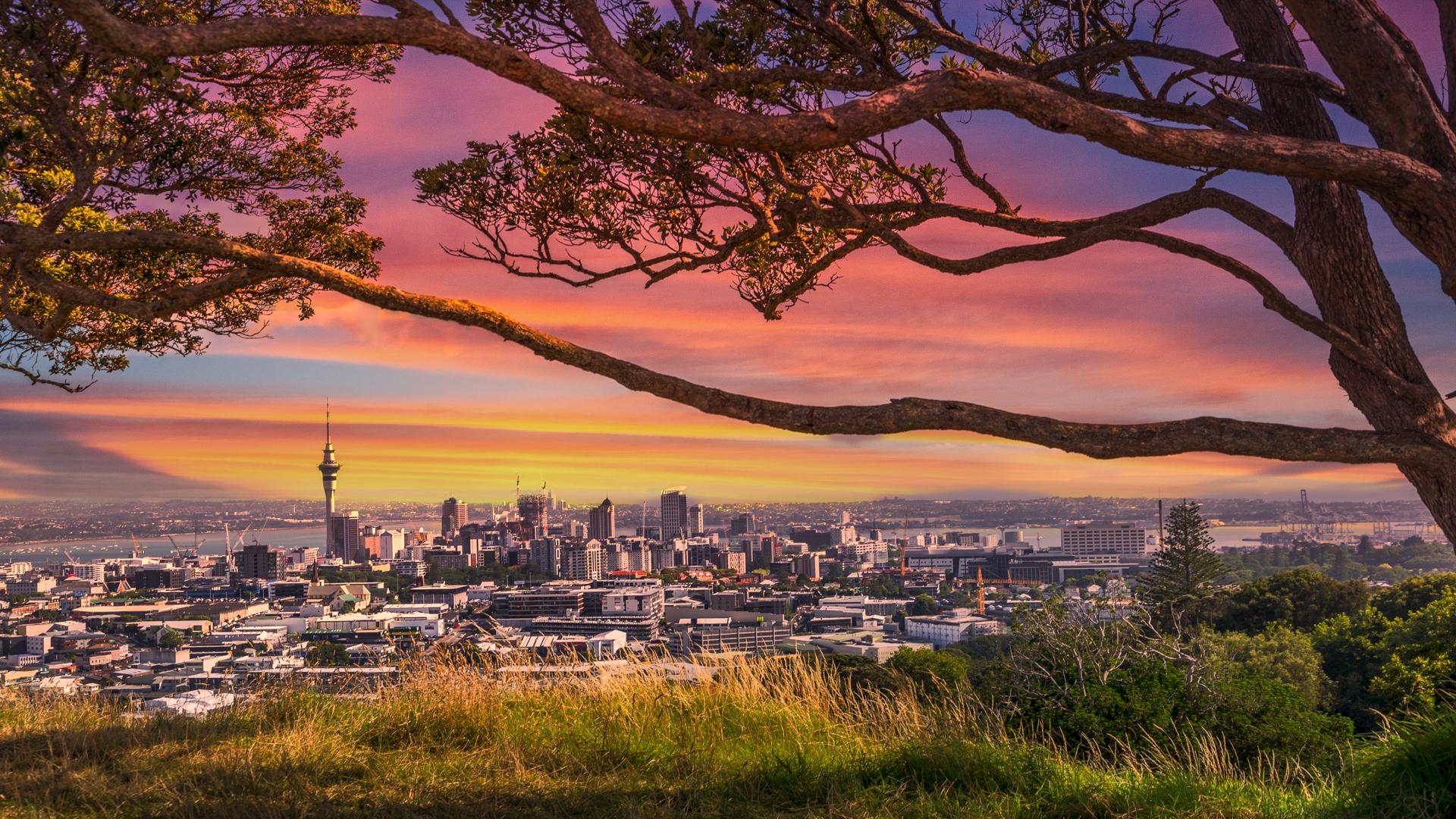 AucklandSunset 4
