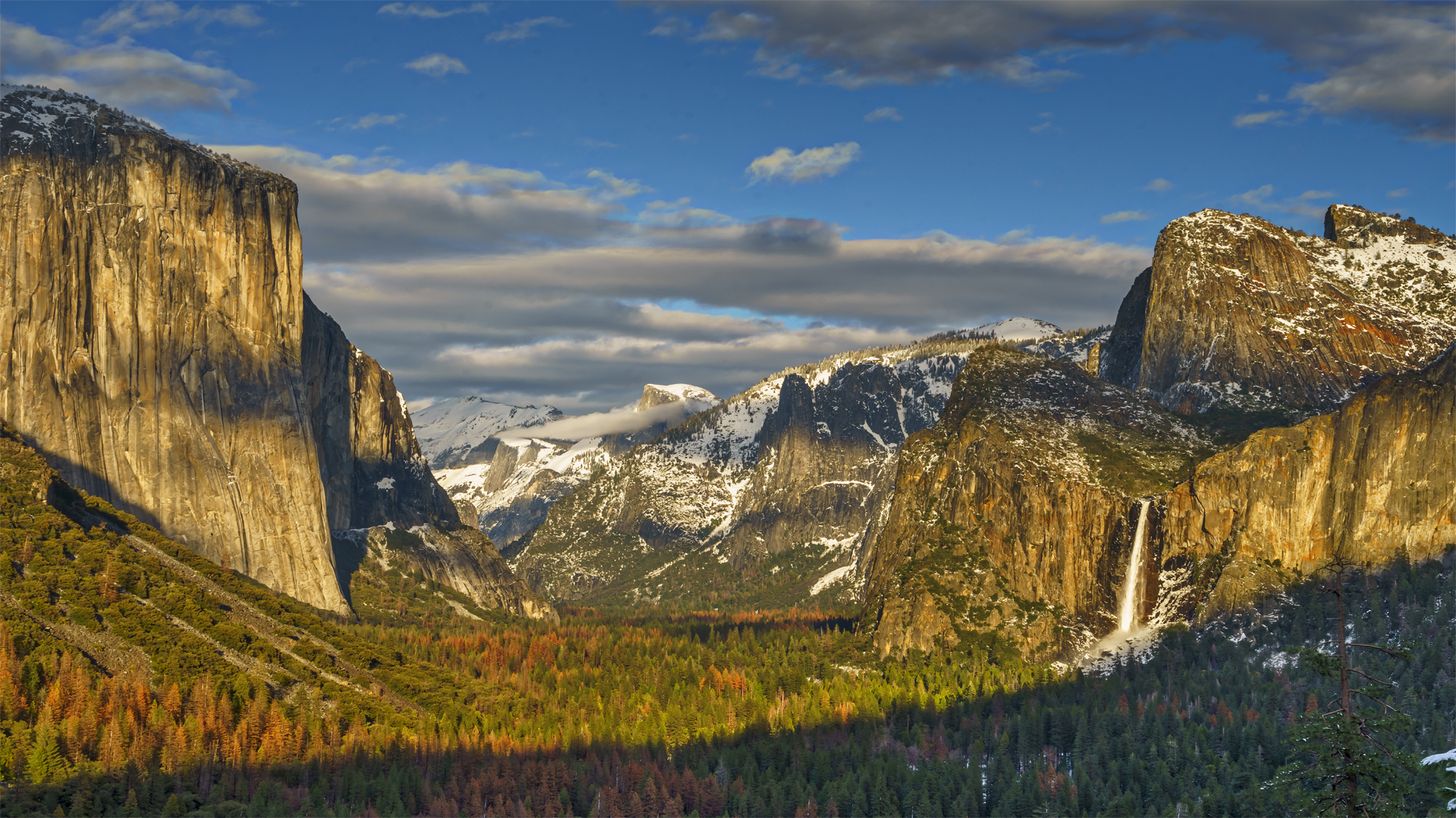 Yosemite Valley1