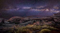 MilkyWay LandscapeArch1