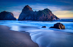 Keyhole Rock, Dan Grider Photo