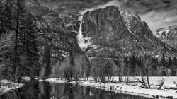 Yosemite Falls BW3