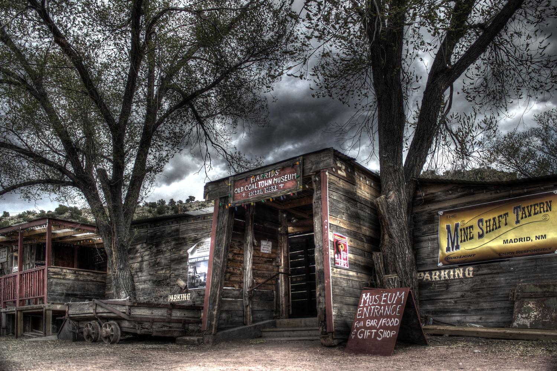 Photo of Tavern, Madrid, New Mexico