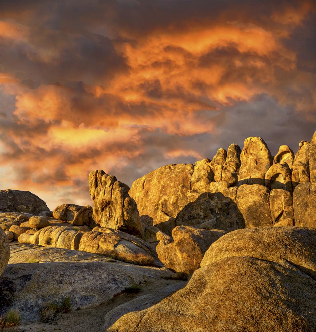 SunsetFiveFingersAlabamaHills2
