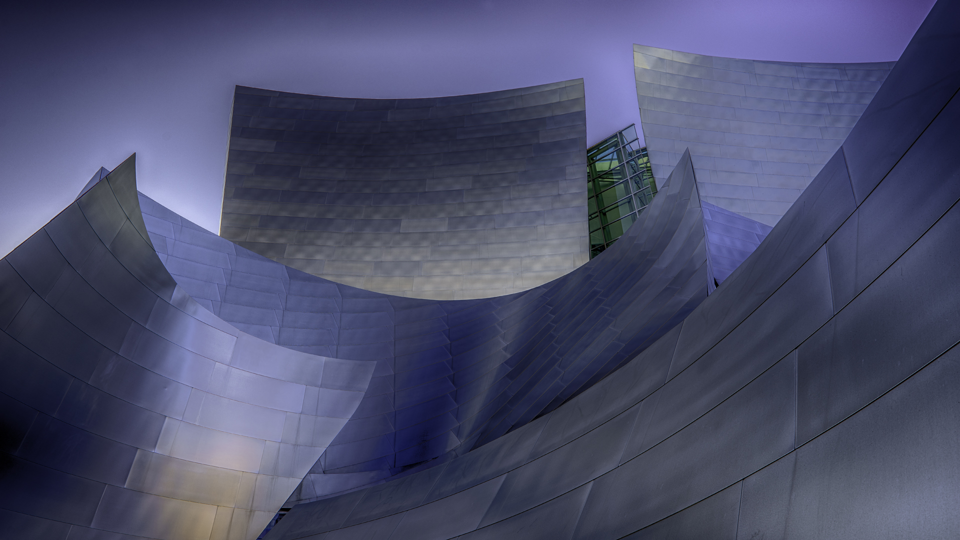 Disney Concert Hall1, Los Angeles