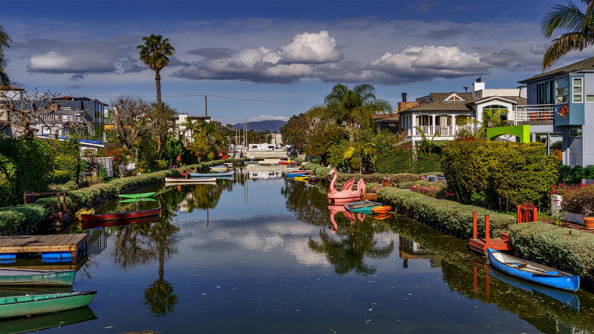 Venice Beach Canals8 2-14-18