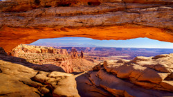 Mesa Arch1, Canyonlands Nat'l Park