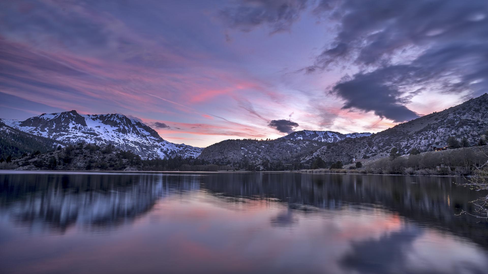 Sunset June Lake2