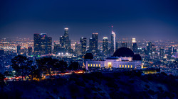 Downtown Los Angeles-Griffith Observatory1