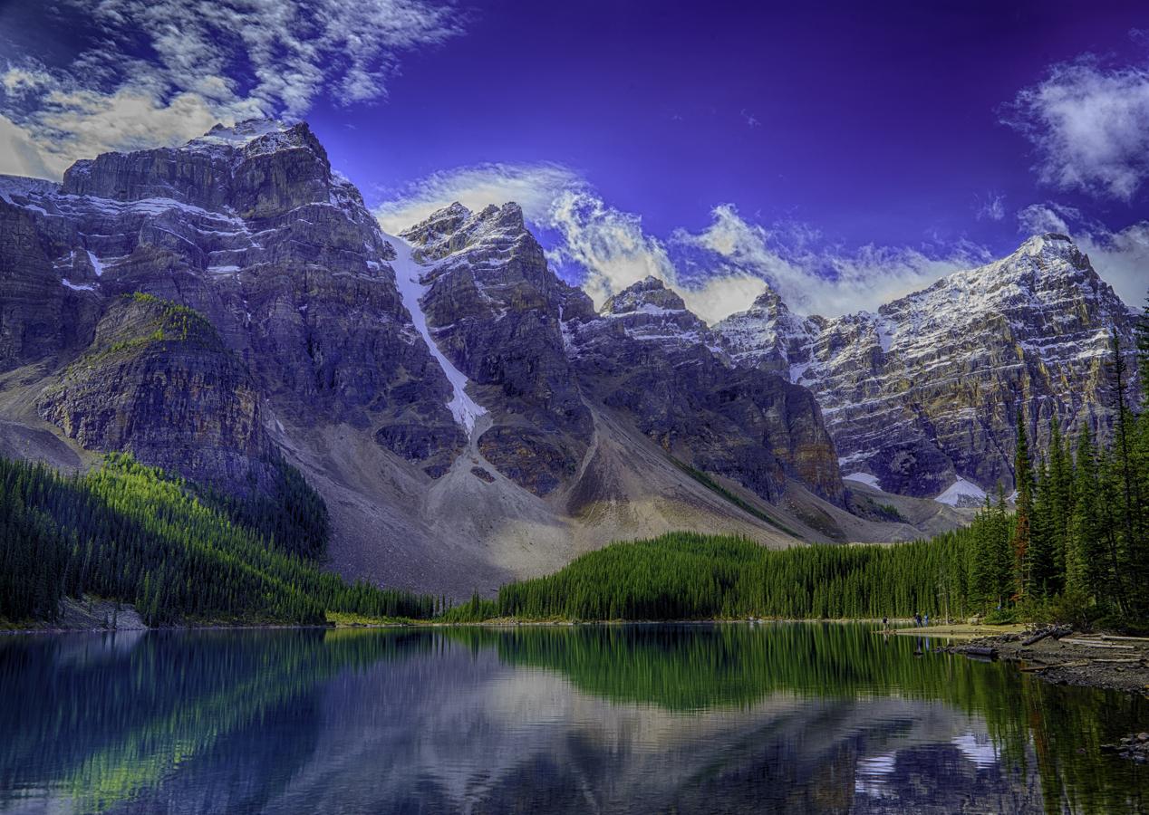 Moraine Lake2_HDRx
