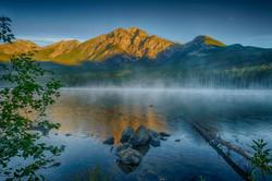 Sunrise Pyrmid Lake2_HDR