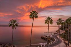 HamiltonCove Sunset1