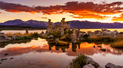 Sunset Mono Lake Tufa6