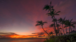 Sunset Napili Kai2