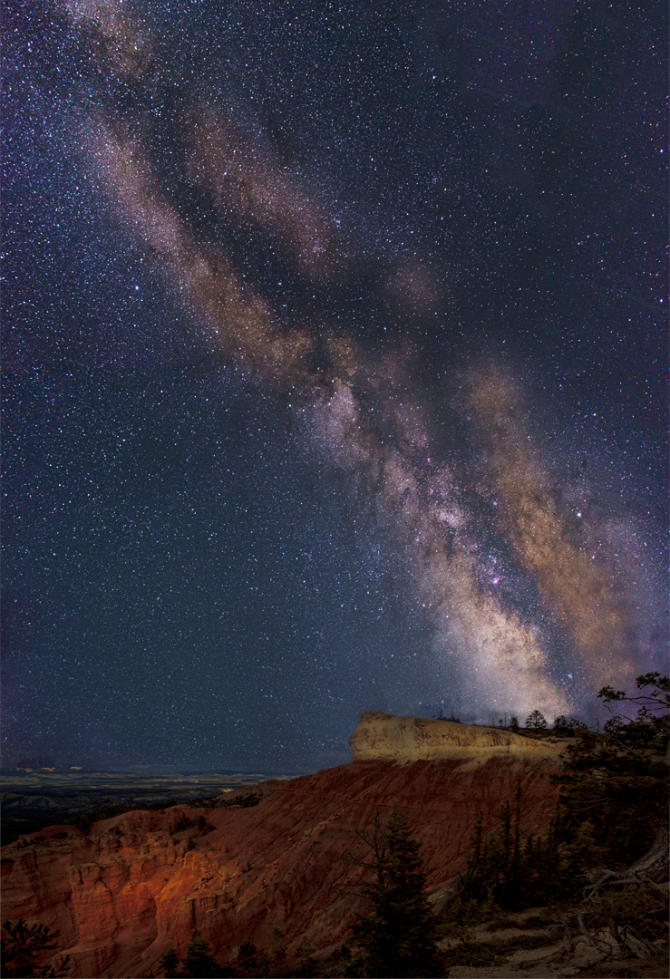 Bryce Canyon Milky Way1