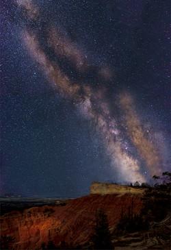 Bryce Canyon Milky Way1
