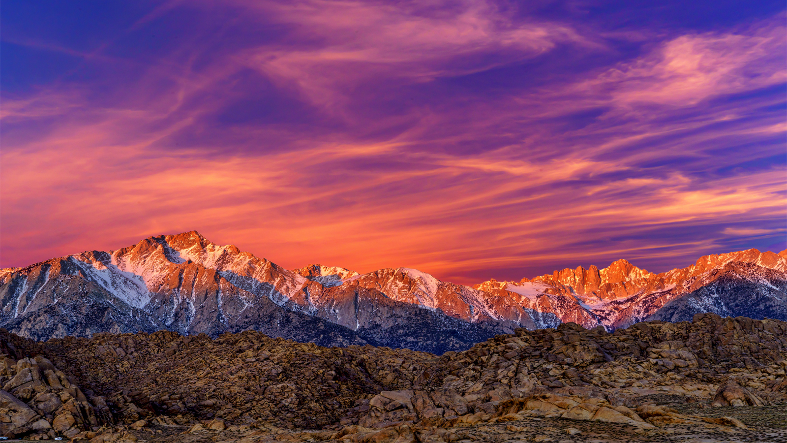 Sunrise Mt Whitney Range1 3-30-18x