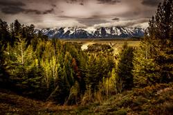 Grand Tetons, Dan Grider Photo