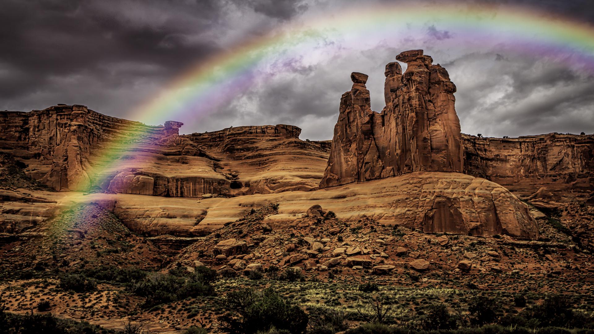 Arches Rainbow3