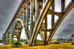 Bridge photo, Oregon