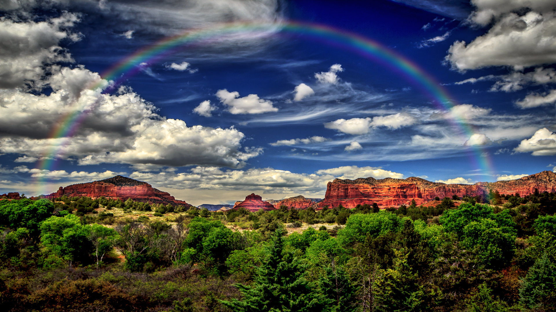 Sedona Rainbow1