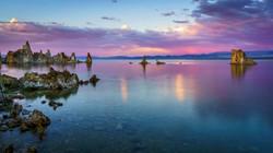 Sunset Mono Lake Tufa3