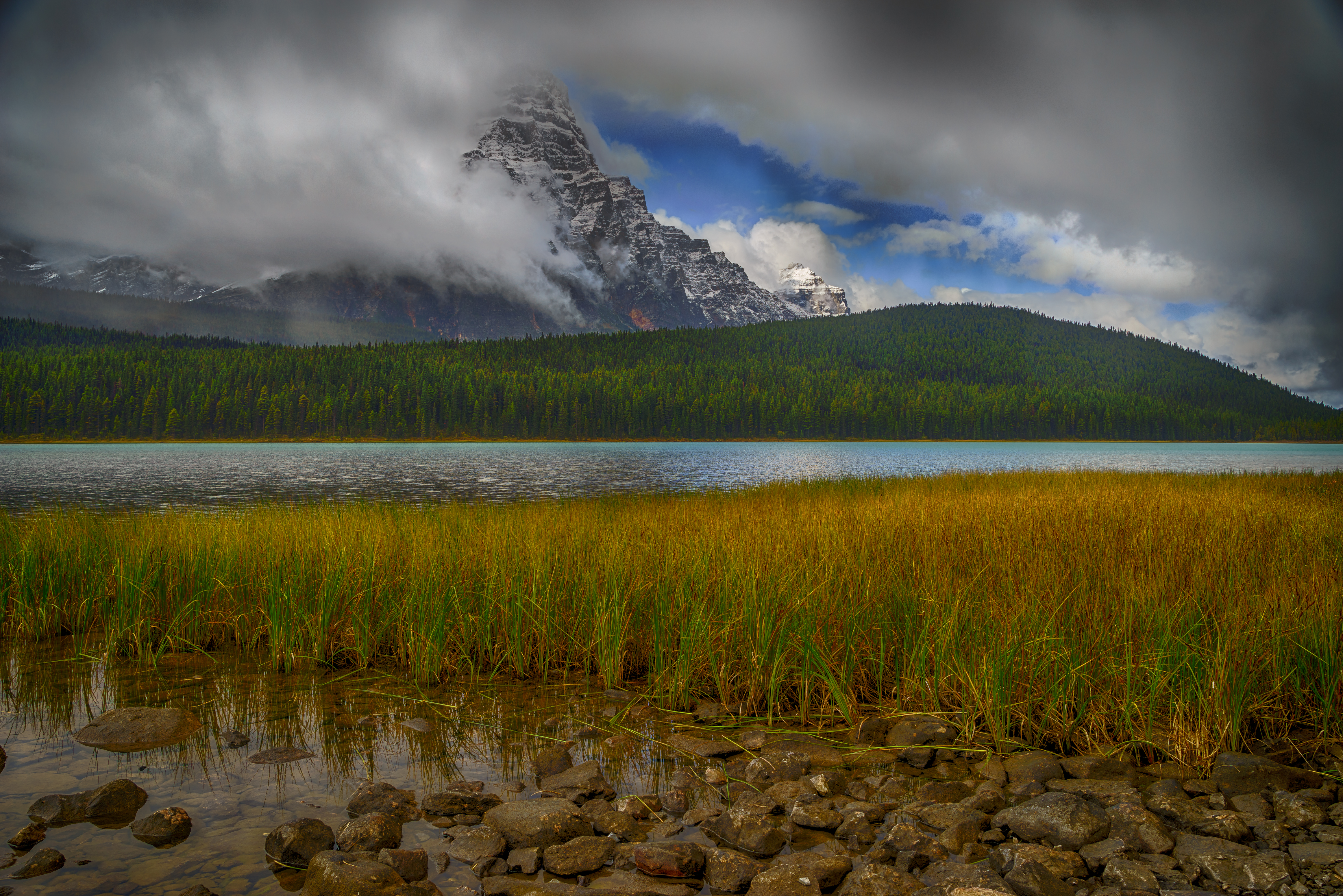 Bow Lake, Canadian Rockies