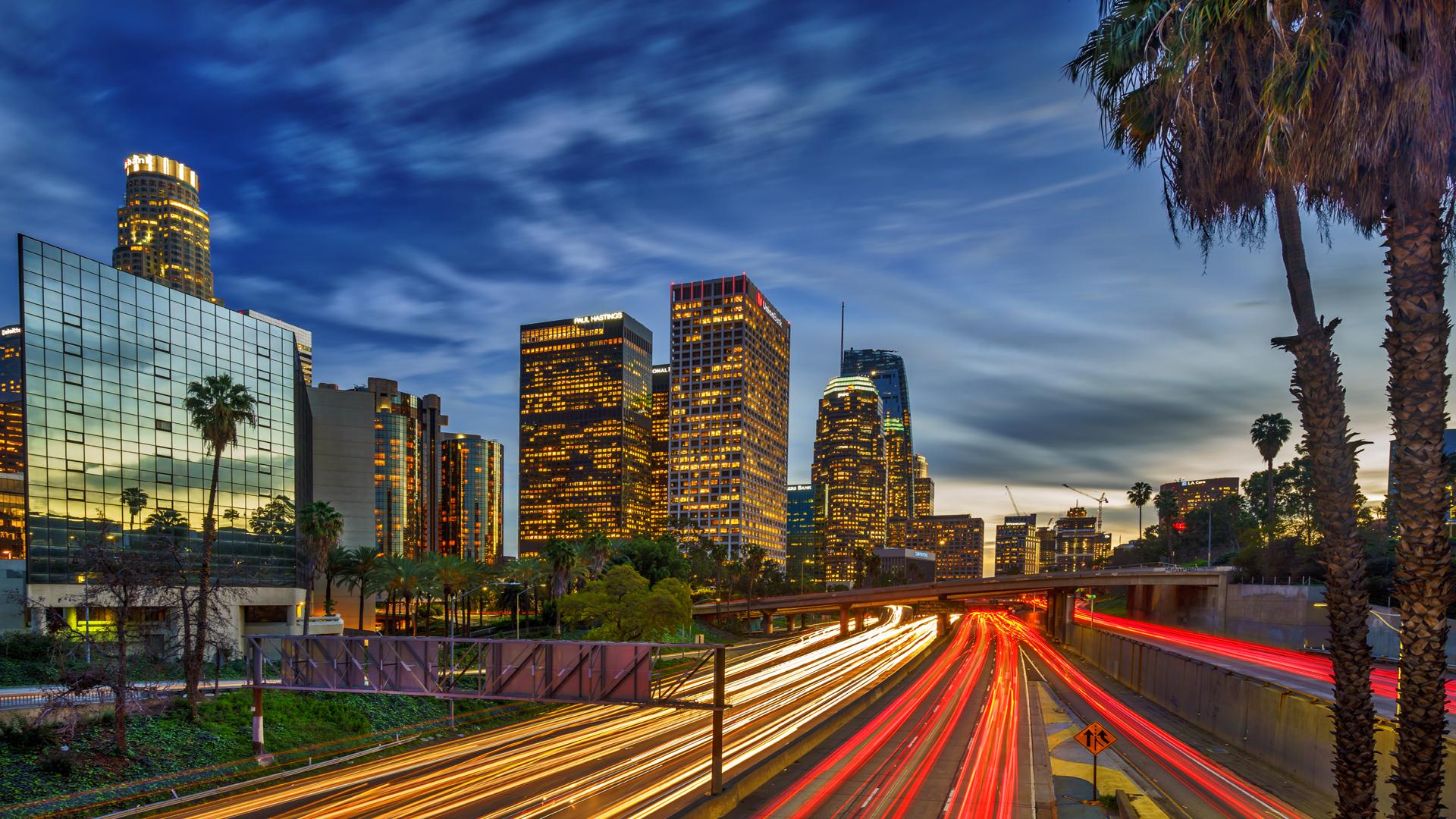 LA NightCityscape3
