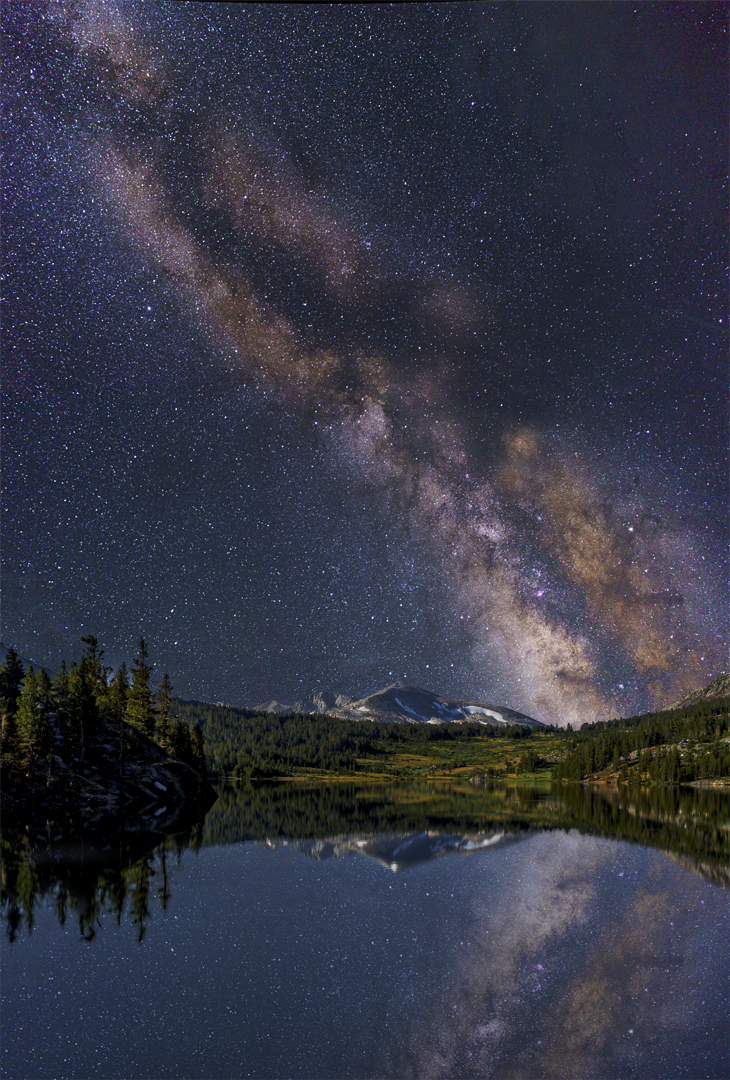 Milky Way Ellery Lake1