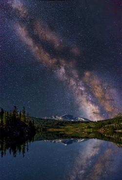 Milky Way Ellery Lake1