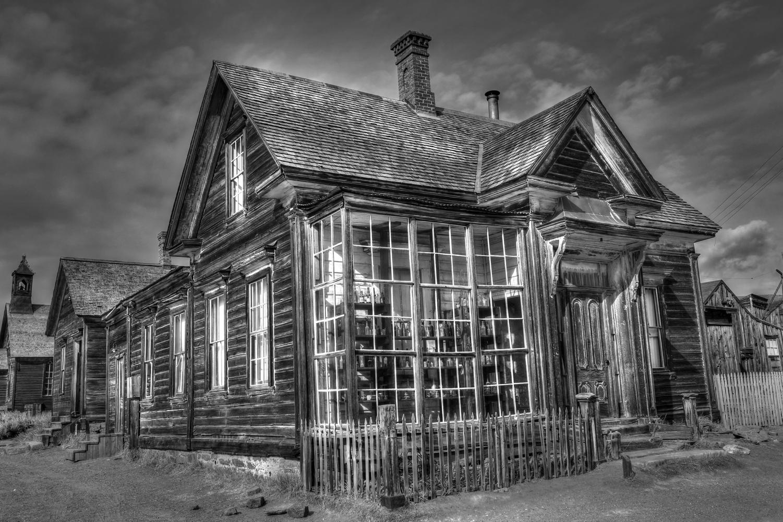 Bodie House photo, Bodie California