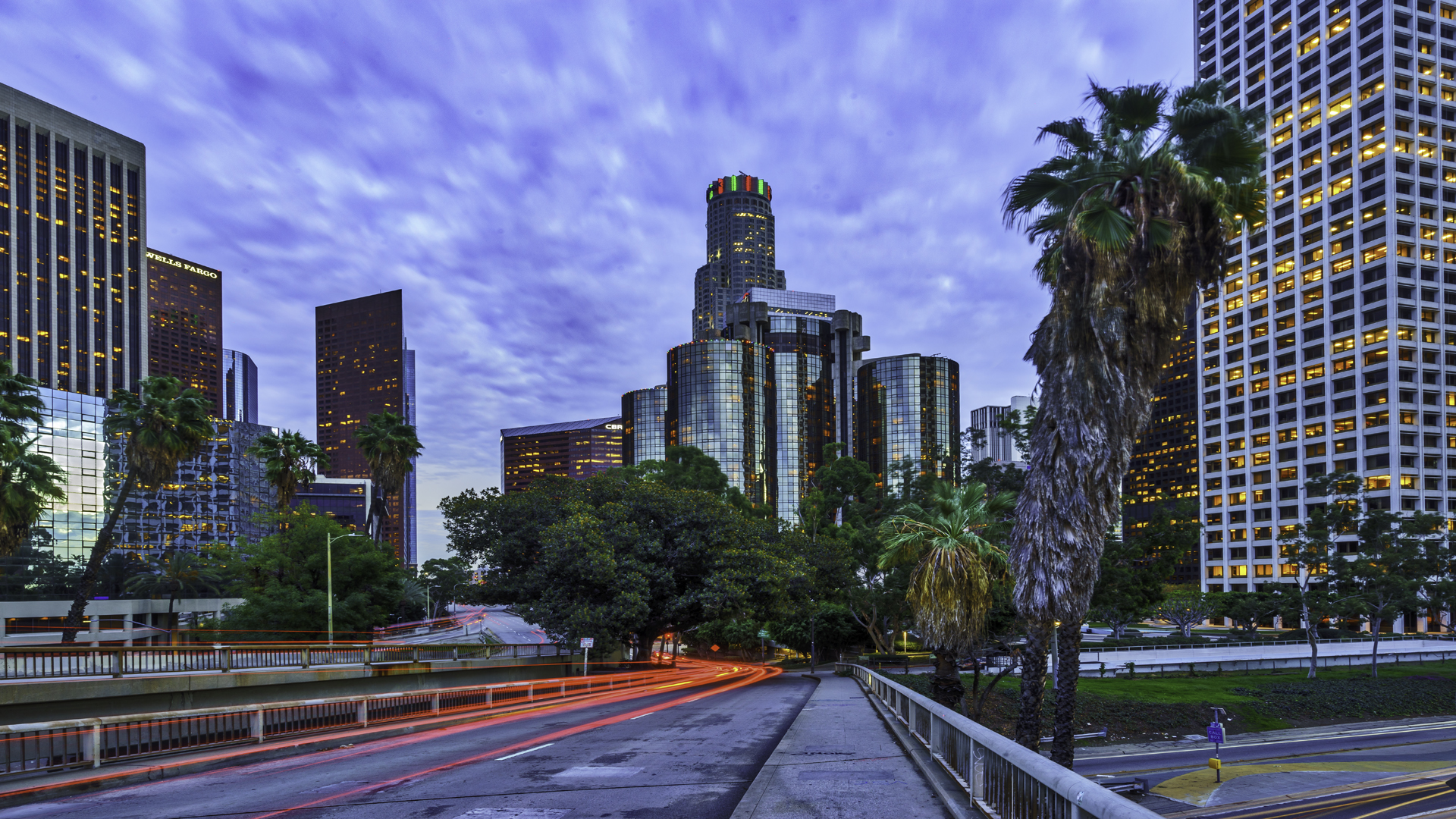 4th St Bridge-Westin,  Los Angeles