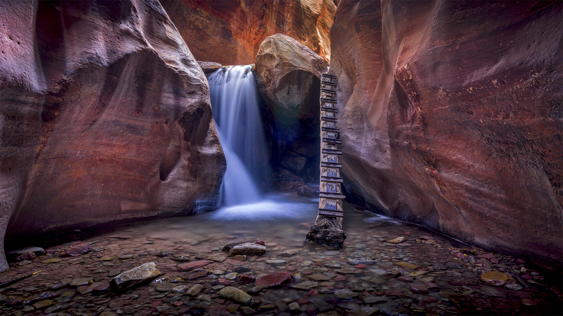 Kanarra Falls1
