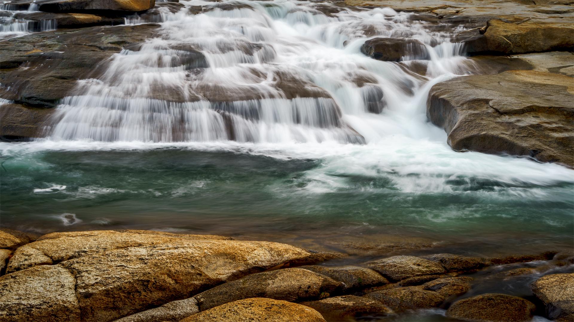 Tuolumne Falls1