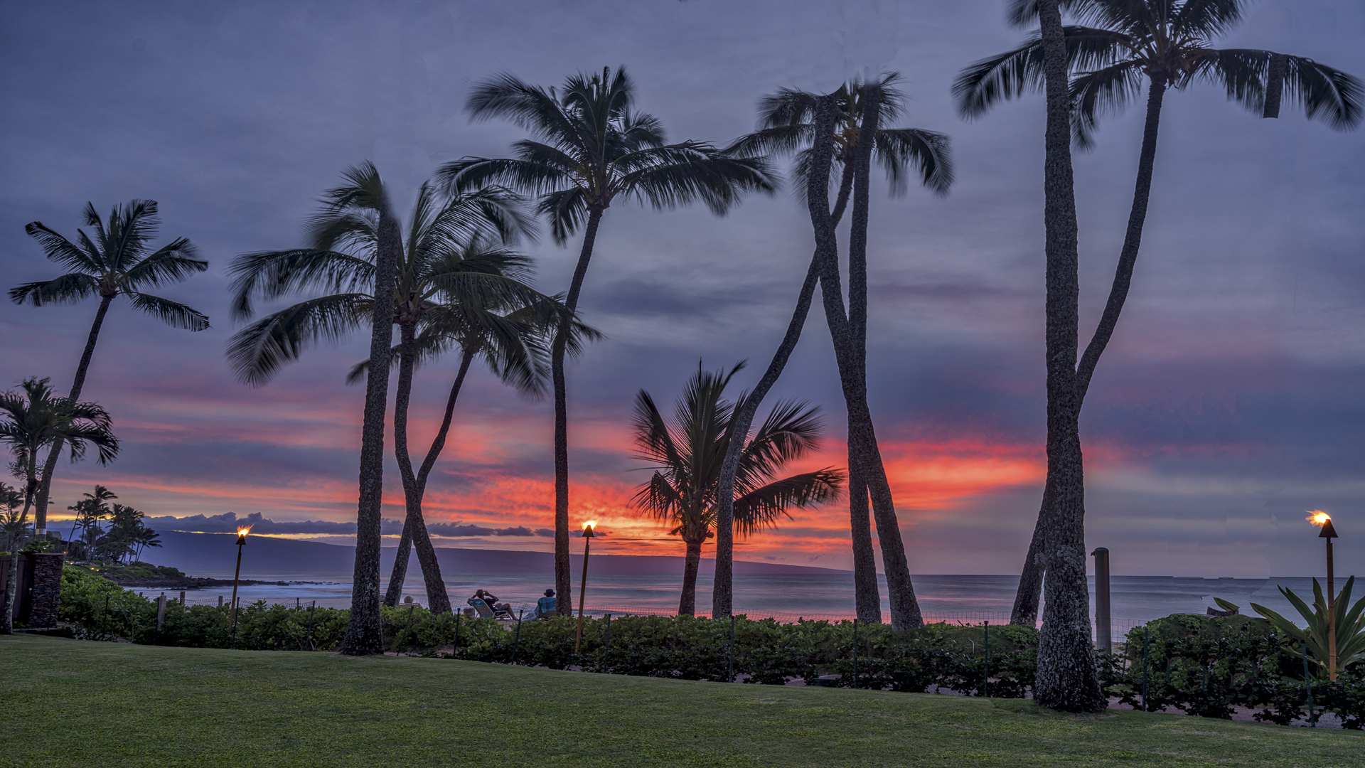 Sunset Napili Kai1